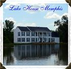 "Vacation rental located in Memphis ""The Lake House�  it is a beautiful 3,5000 square colonial style home with 5-bedrooms situated on our estate in a quiet country setting next to our lake."